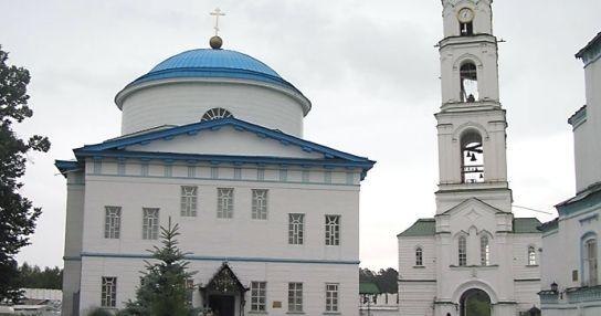 Собор Грузинской иконы Божией Матери