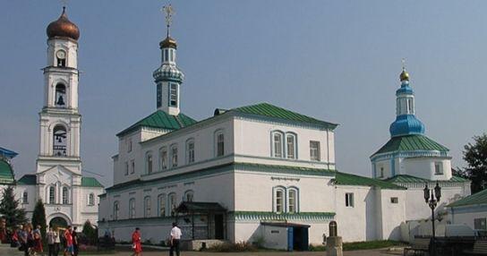 Церковь в честь Святых Отцев в Синае и Раифе избиенных