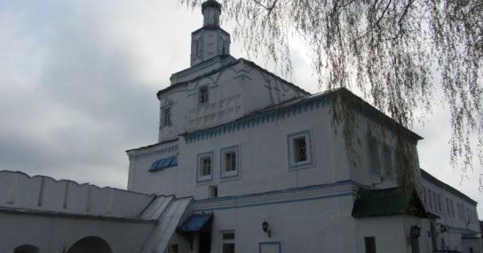 Церковь Веры, Надежды, Любови и матери их Софии