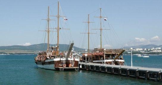 Геленджикский морской порт