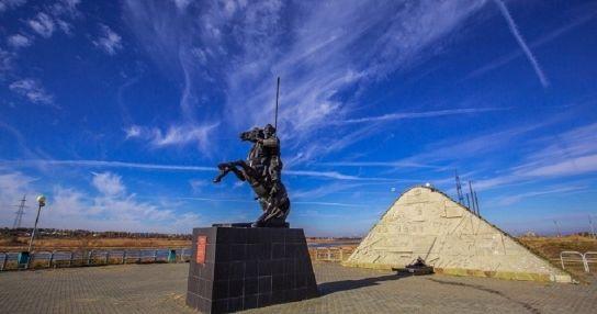 Мемориальный комплекс «Курган казачьей славы»
