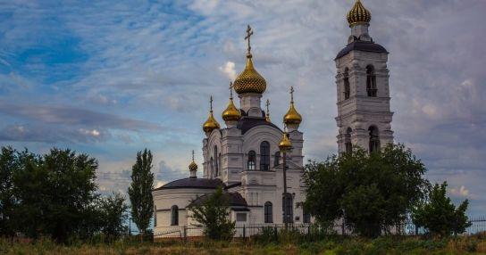 Свято-Троицкий храм Свято-Ильинского прихода