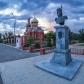 Памятник М.И. Платову