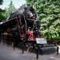 Паровоз-памятник серии Лебедянского Л-0002