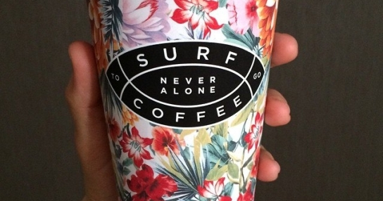 Surf Coffee x Muses