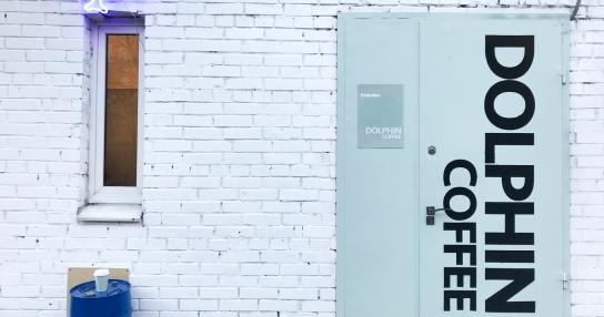 Dolphin Coffee & Matcha
